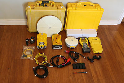 Trimble R8 R7 Gps Rtk Base Rover Survey Setup 450-470mhz W Trimmark 3 Tsc2