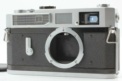[NEAR MINT] Canon Model 7 Leica Screw Mount 35mm Rangefinder Film Camera Japan