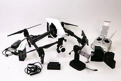 DJI Inspire 1 V2.0 Camera Drone With Zemus X3 & Osmo+