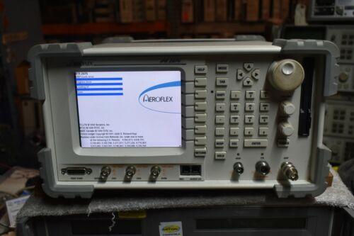 Aeroflex 2975 Communications Service Monitor Spectrum Analyzer 2.8G SzSnet