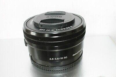 Sony SEL 16-50mm f/3.5-5.6 PZ OSS Lens