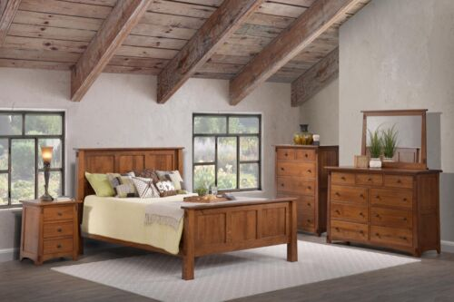 Mission Arts & Crafts Stickley Style Bedroom Set | Custom | New - Made To Order!