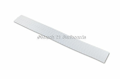 Skimboard Traction Pad Bar Grip White Surfboard SUP Surf Paddle Shortboard