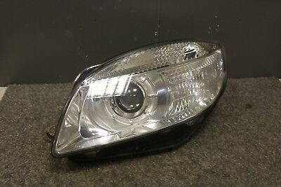 GENUINE HELLA SKODA ROOMSTER 5J LEFT HAND N/S FRONT HEADLIGHT LAMP 247831-00L
