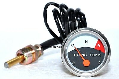 Transmission Temp Gauge Fits John Deere - 25103010302040004020jd500 Jd600