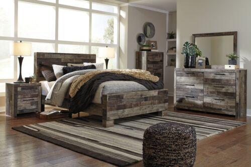 Ashley Furniture Derekson Queen 6 Piece Bedroom Set