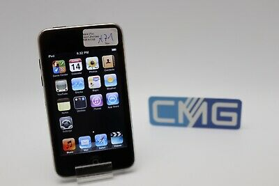 Apple iPod touch 3.Generation 8GB 3G (Schönheitsfehler, siehe Fotos ) #A71 - Apple Ipod Touch 3g
