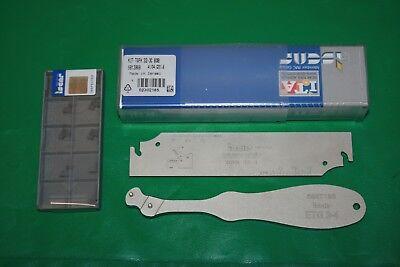 Iscar Kit Tgfh Tag N3c Ic 908 10pcs Blade Tgfh 32-3 1pcskey