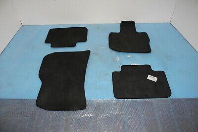 Original BMW Fußmatten Gummifußmatten Allwetter hinten für BMW X3 G01
