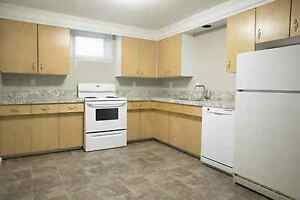 Renovated Basement Suite with Ultities Included! Available!