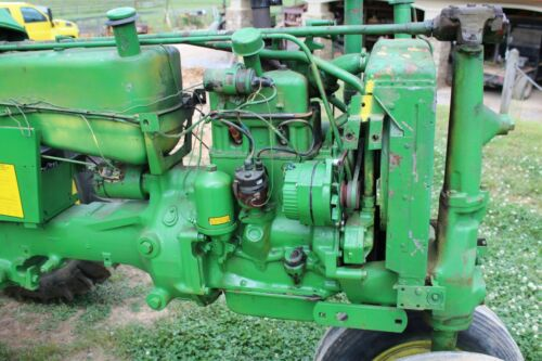 JOHN DEERE Tractor  M 40 420 430 440   Hydraulic Pump    FARMERJOHNSPARTS