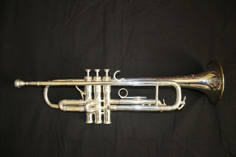 Selmer Paris (24B, K-Modified) Bb ML Bore Trumpet, Mouthpiece and Bach Case