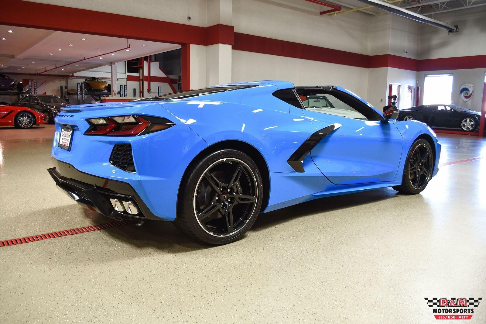 2020 Blue Chevrolet Corvette Stingray  | C7 Corvette Photo 6