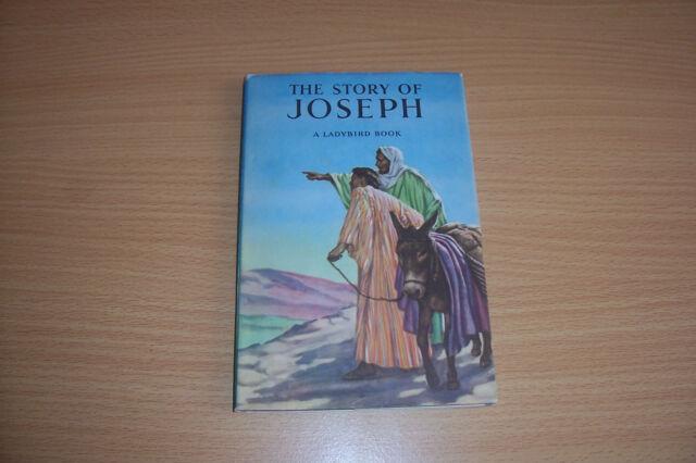 LADYBIRD BOOK THE STORY OF JOSEPH DUST/JACKET