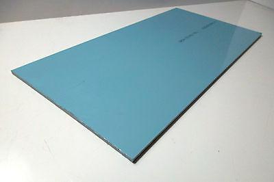8059) PVC, Polyvinylchlorid, hellgrau, 6mm