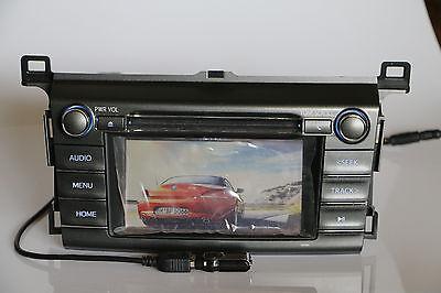 "2013-16 Toyota RAV4 6"" OEM CD Player Radio Stereo Touch Screen Bluetooth Camera"