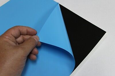"""DOUBLE - SIDED MOUNTING TAPE SHEET INDOOR OUTDOOR MARINE  Large 1 PC 9"""" X 11.5"""""""