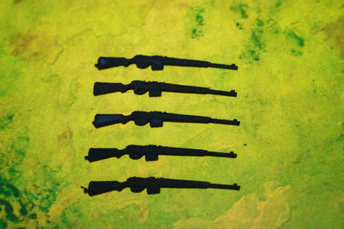 DaBro+WWII+5+German+Gew43+Rifles+for+Timpo+and+1%2F32+figures