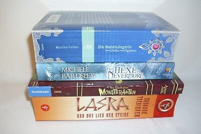 Science Fiction Roman Paket 4 St. Sammlung Konvolut