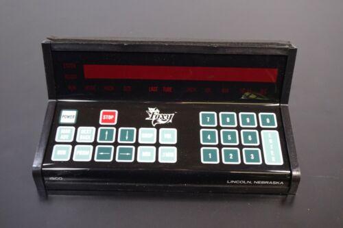 ISCO Foxy Fraction Collector Key Board Screen