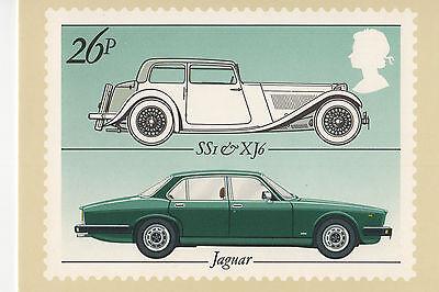 GREAT BRITAIN - JAGUAR - PHQ63(c) - 1982