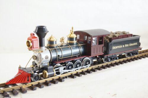 Denver & Rio Grande Delton C-16 Steam Locomotive Narrow Gauge G