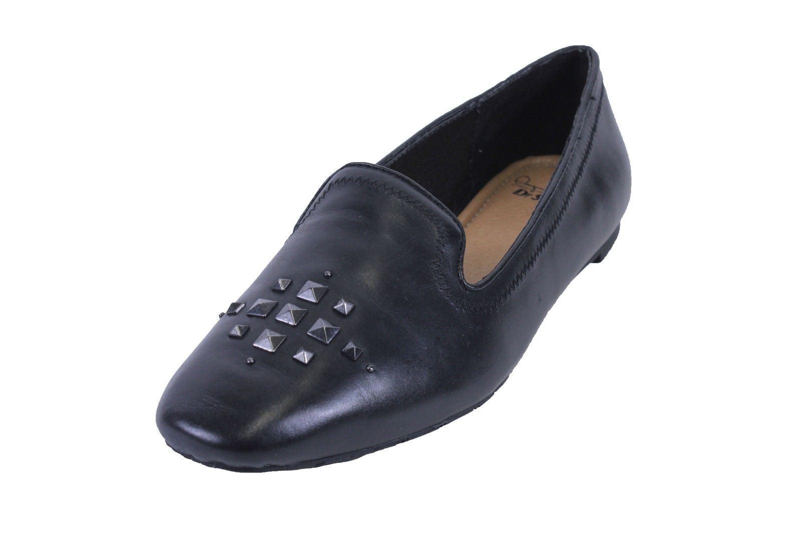 $34.99 - NEW Original Collection by Dr. Scholl's Women's Deltoro Black Flats Sz 7.5