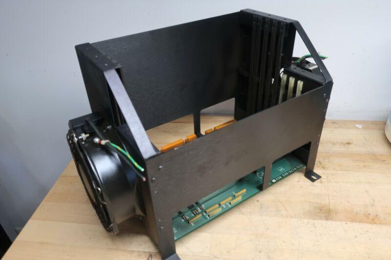 Hurco Ultimax 3 Computer Card Cage w/ 415-0179-003 Rev E Circuit Board
