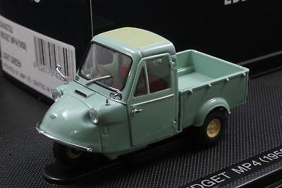 Ebbro 1:43 Scale 1959 Daihatsu Midget MP4 Open Deck or Canvas Top Die Cast Car