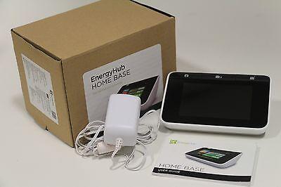 "NEW Energy Hub 4.3"" LCD ZigBee Wi-Fi Touchscreen Home Base DB2-ZZP"