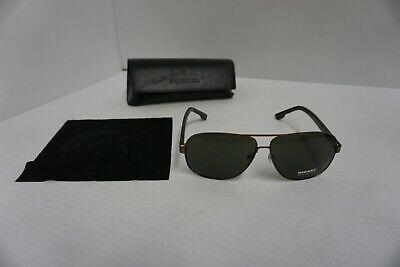 Herren Diesel Neue Sonnenbrillen DL0125 33n 63mm Kupfer Rahmen Grün Gläser