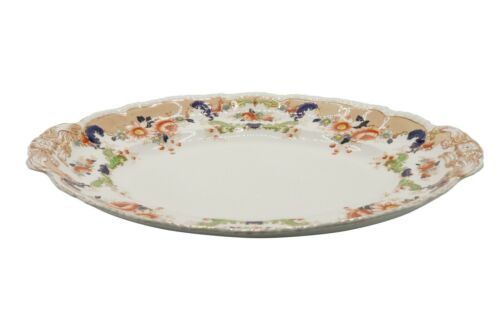 John Maddock & Sons English Porcelain Serving Platter