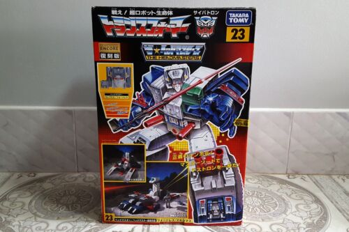 Fortress Maximus G1 Reissue Encore 23 Transformers Takara 2013 MISP!
