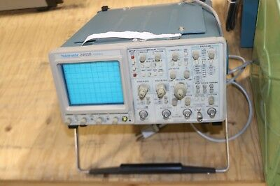 Tektronix 2465b Analog Oscilloscope