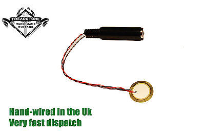 Treadstone DT1 Piezo  Drum Trigger. New introductory price of £5.99