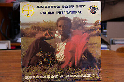 SEIGNEUR TABU LEY - Rochereau À Abidjan Vol. 3 - African Soukous - Vinyl Record