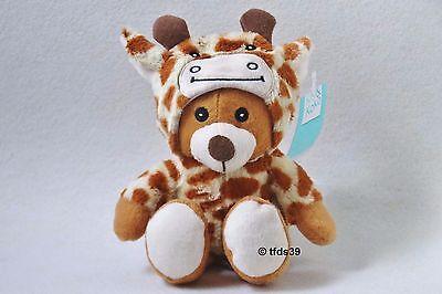 Kik Bär Giraffenkostüm NEU Stofftier Kuscheltier Schmusetier Plüschtier KIKI - Kuschel Bär Kostüm