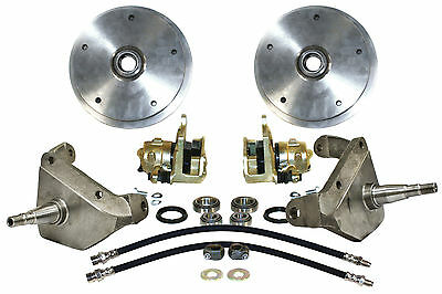 EMPI 22-2925 DROP SPINDLE 5/205 FRONT DISC BRAKE KIT LINK PIN VW BUGGY BUG GHIA ()