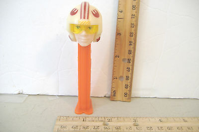~LUKE SKYWALKER~STAR WARS PEZ~MADE IN SLOVENIA~