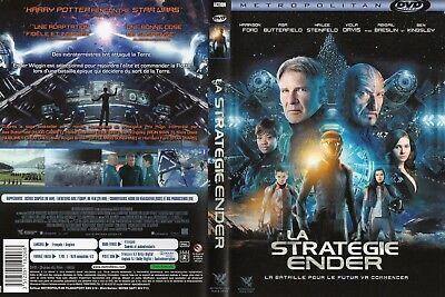 DVD - LA STRATEGIE ENDER - H.FORD, B.KINGSLEY