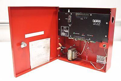 Digitize Fire Alarm Box Internal Det-6b Module Board Card Enclosure Box 400377