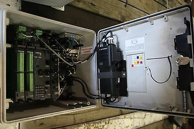 Motorola Moscad-l With The Mts 2000 Radio D