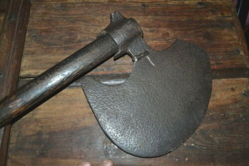 Antique European Battle Axe