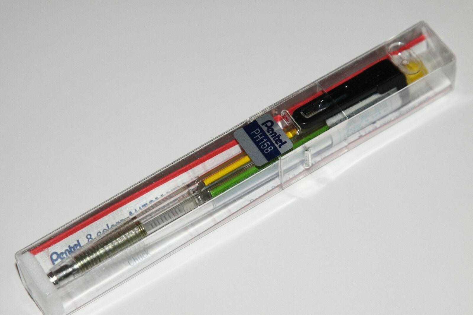 Pentel PH158 8-in-1 Bible Highlighter Mechanical Pencil B