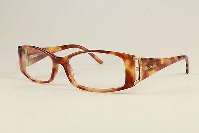 Authentic Versace Glasses Mod. 3099 136 Light Tortoise 53mm Frames Eyeglasses RX