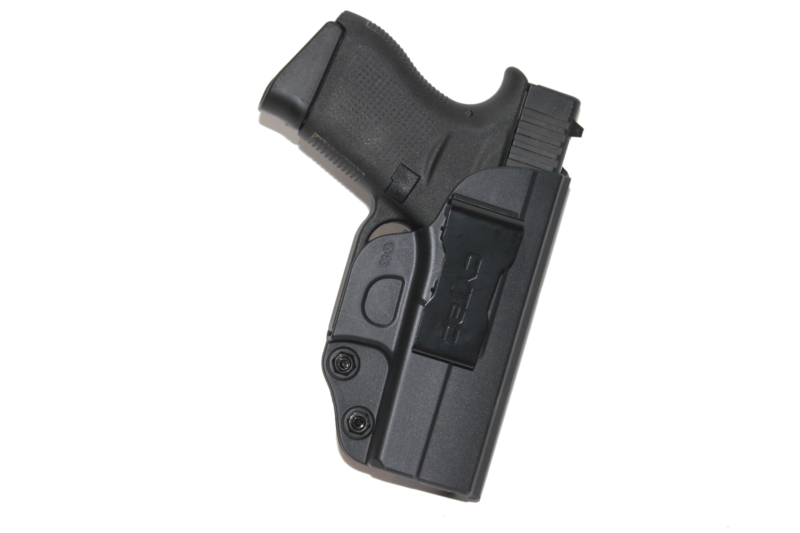 TEGE #036014311 FOR GLOCK 43 IWB HOLSTER CONCEALED CARRY INSIDE WAISTBAND R//H