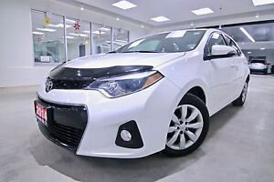 2014 Toyota Corolla  S ORIGINAL RHT VEHICLE, ONE OWNER, NON SMOK