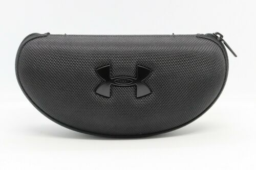 New Under Armour UA Zippered Sport Hard Case for Sunglasses