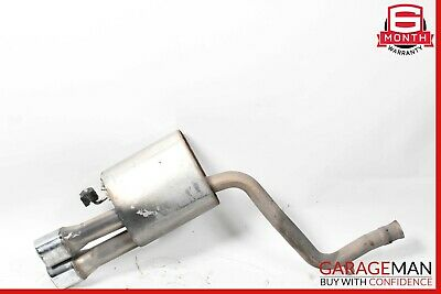 12-16 Mercedes W218 CLS500 Lorinser Rear Right Side Exhaust Muffler Tip OEM
