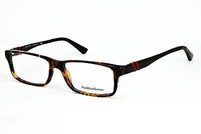 Ralph Lauren Herren Damen Brillenfassung PH2115 5017 Gr 54 havana BS 60 T68